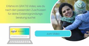 Vorschaubild GRATIS Video Beratungszuschüsse