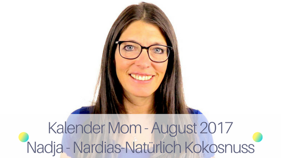 August Kalender Mom 2017